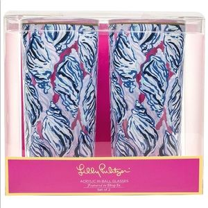 Lilly Pulitzer Glasses